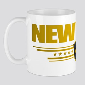 New York Gold Label (P) Mug