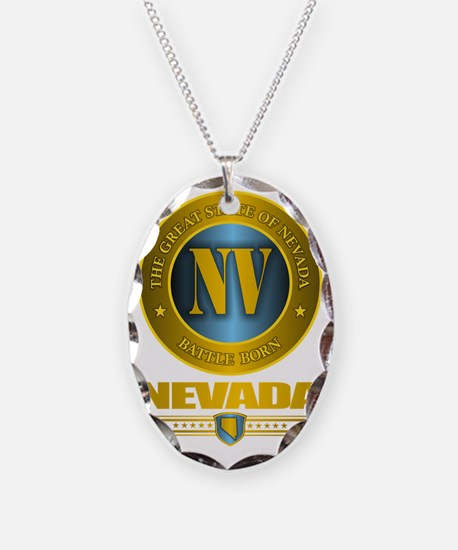 Nevada Gold Necklace
