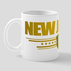 New Jersey Gold Label (P) Mug