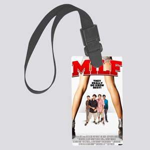 MILF Poster Large Luggage Tag