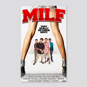 MILF Poster 3'x5' Area Rug