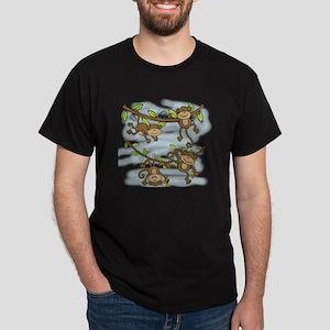 Monkey Shine Dark T-Shirt