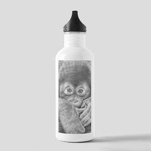 Baby Orangutan 3G Phon Stainless Water Bottle 1.0L