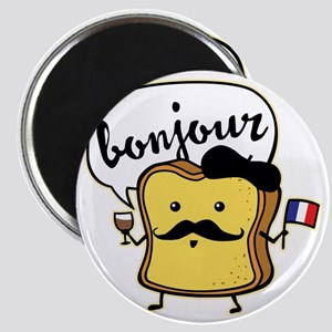 French Toast Magnet