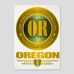 Oregon Gold Label 5'x7'Area Rug