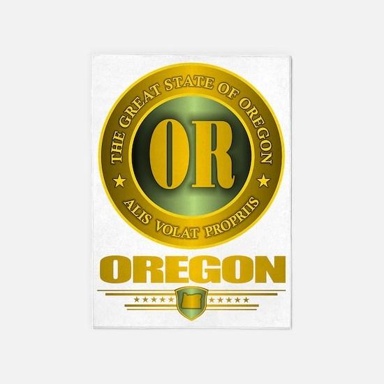 Oregon Gold Label 5'x7'Area Rug