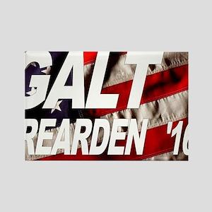 Galt Rearden 2016 Rectangle Magnet