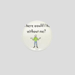 Fonz attitude Mini Button