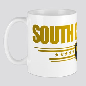 South Carolina Gold Label (P) Mug