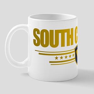 South Carolina Gold Label (P) Mug