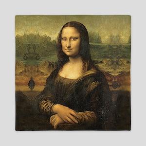 Mona Lisa Queen Duvet