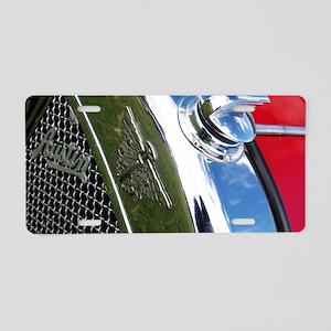 sjohnthing Aluminum License Plate