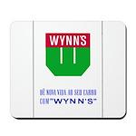 Wynn's Mousepad