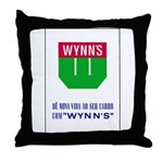 Wynn's Throw Pillow