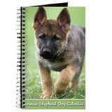 German shepherd Journals & Spiral Notebooks