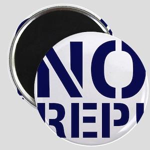No Rep Magnet