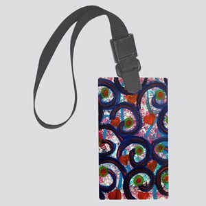 Monster Love Large Luggage Tag