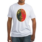 Hotel Imperio, Luanda Fitted T-Shirt
