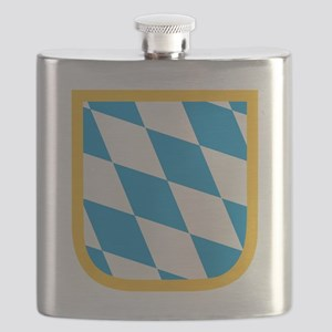 Bavaria flag Flask
