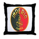 Hotel Imperio, Luanda Throw Pillow