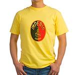 Hotel Imperio, Luanda Yellow T-Shirt