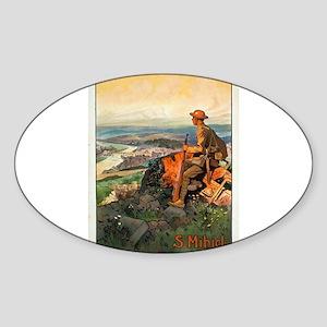 St Mihiel - Maurice Toussaint - 1919 - poster Stic