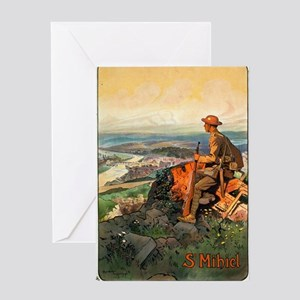 St Mihiel - Maurice Toussaint - 1919 - poster Gree