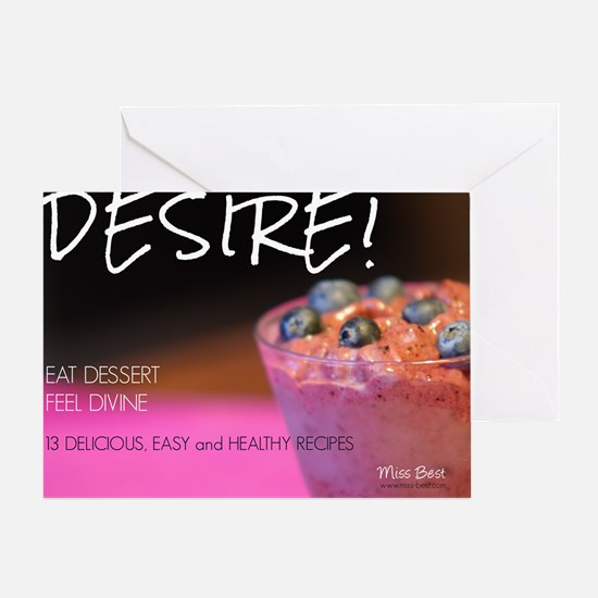 Desire, The Calender Greeting Card