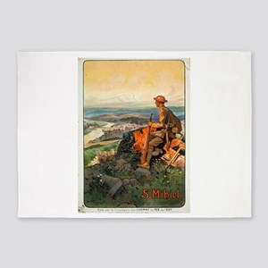 St Mihiel - Maurice Toussaint - 1919 - poster 5'x7