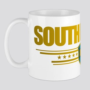 South Dakota Gold Label (P) Mug