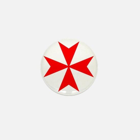redcrossmaltese Mini Button