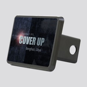Benghazi Cover Up Rectangular Hitch Cover
