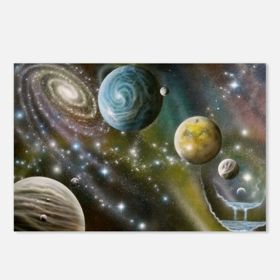 Waters from Beyond Postcards (Package of 8)