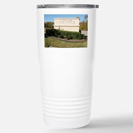 Sign Stainless Steel Travel Mug