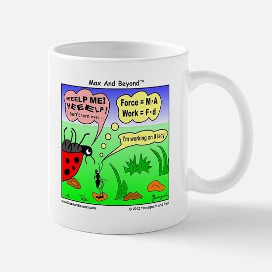 Ant and Ladybug Mug