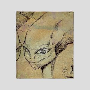 aliencraft 2 23x25 Throw Blanket
