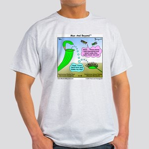 Venus Flytrap and Pitcher Plant Cart Light T-Shirt