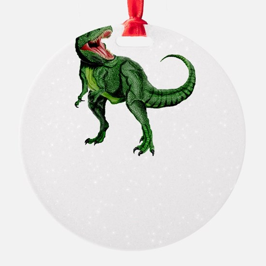 Sexual Tyrannosaurus Ornament