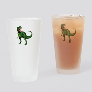 Sexual Tyrannosaurus Drinking Glass