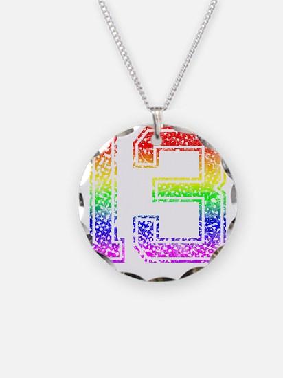 13, Gay Pride, Necklace