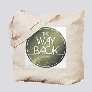 The Way Back Logo Tote Bag