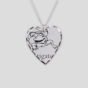 a litigator Necklace Heart Charm