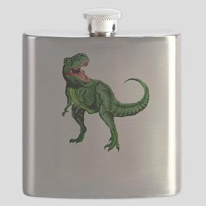 Rex Nom Nom Flask