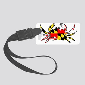 Maryland Crab Small Luggage Tag