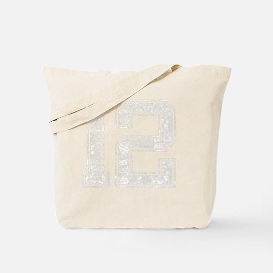 12, Vintage Tote Bag