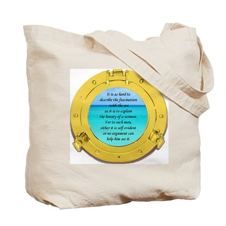 Beauty of the Sea Tote Bag