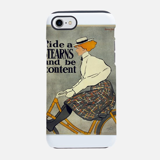 Ride A Stearns And Be Content - Edward Penfield -