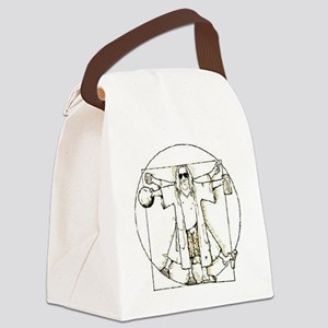 Philosophy Club Canvas Lunch Bag