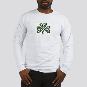 Irish: Celtic Shamrock' Long Sleeve T-Shirt