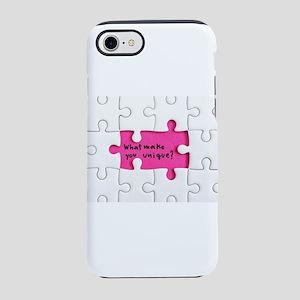 what make you unigue? iPhone 7 Tough Case